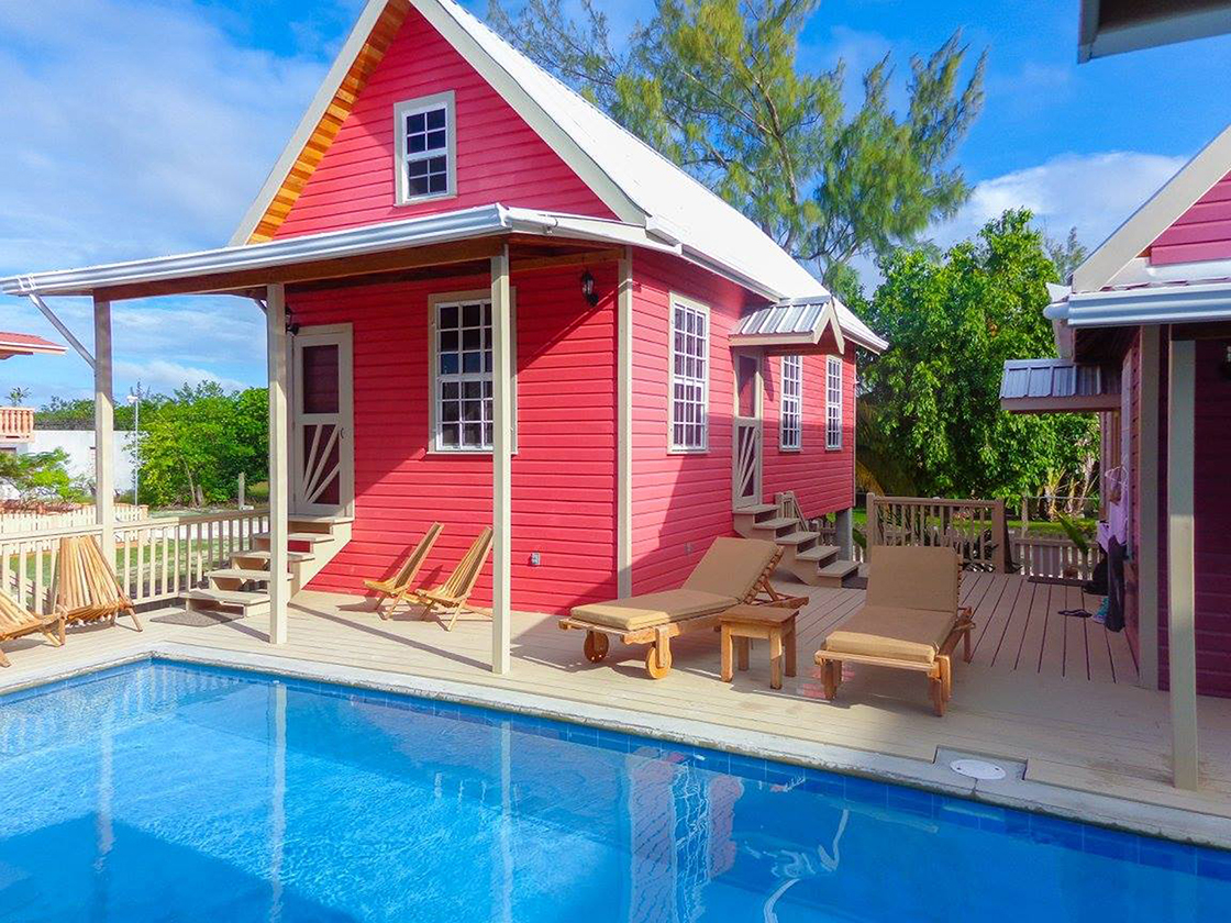 Low Caye Cottages