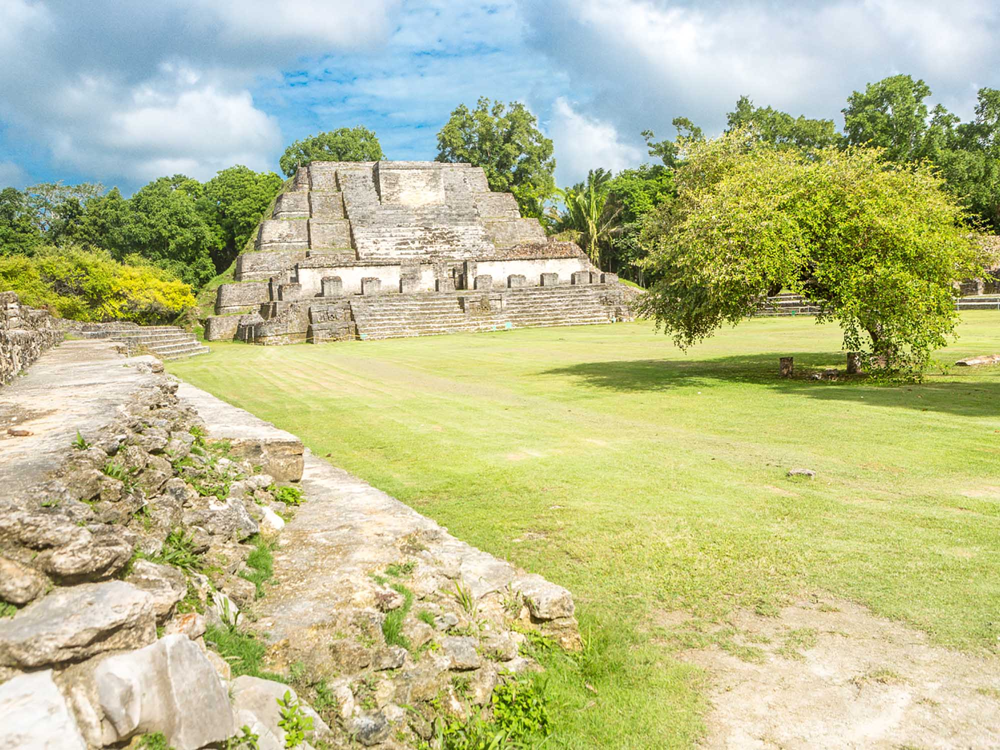 Why you should consider Belize for Post-Covid travel maya ruin
