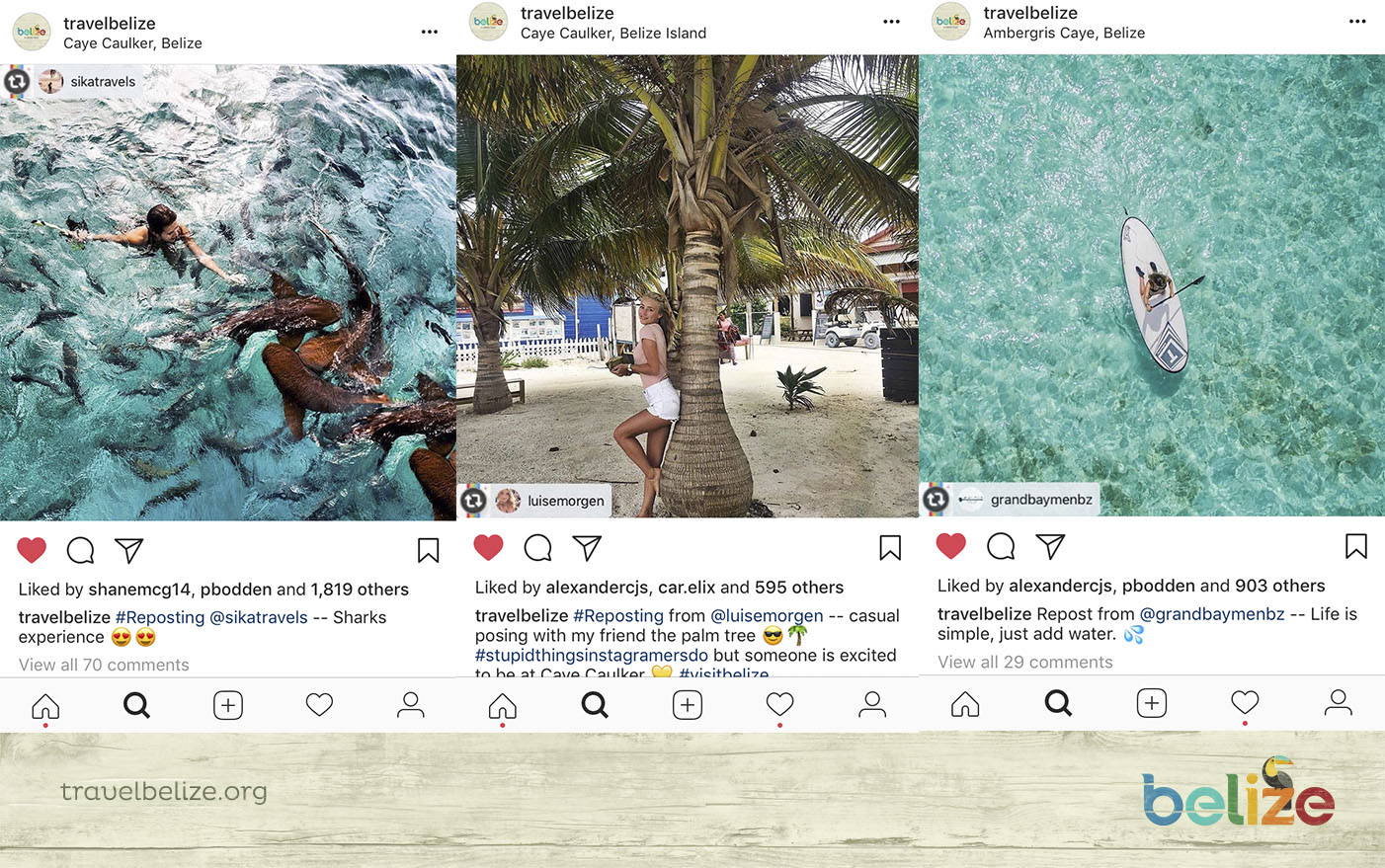 Top Instagrammable Photography spots in Belize   2